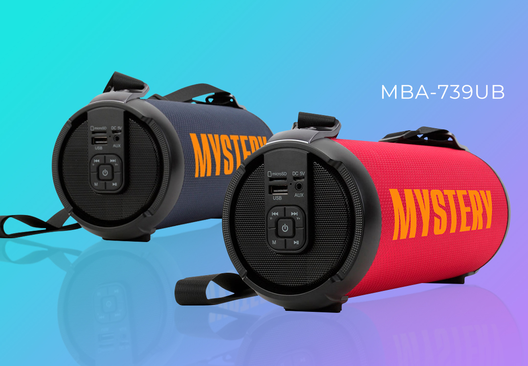 Mystery MBA-739UB Wireless Audio System