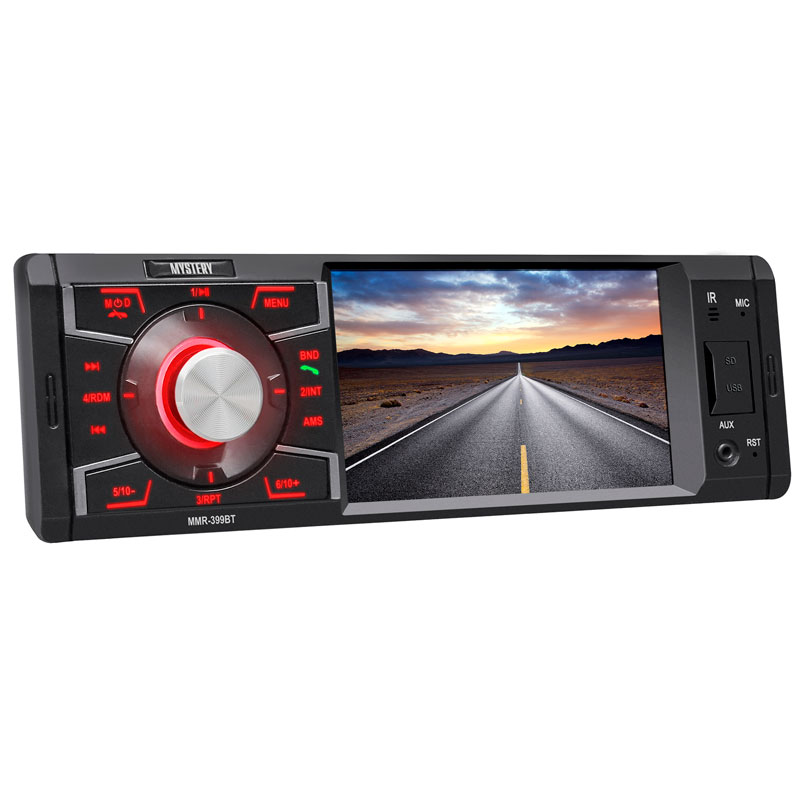 Car Multimedia Receivers