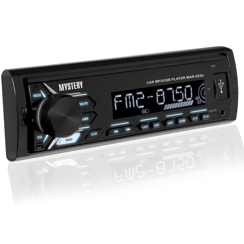 Car Multimedia Receiver Mystery MAR-222U
