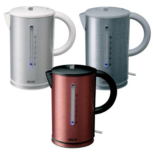 Electric Kettle Mystery MEK-1614 Red