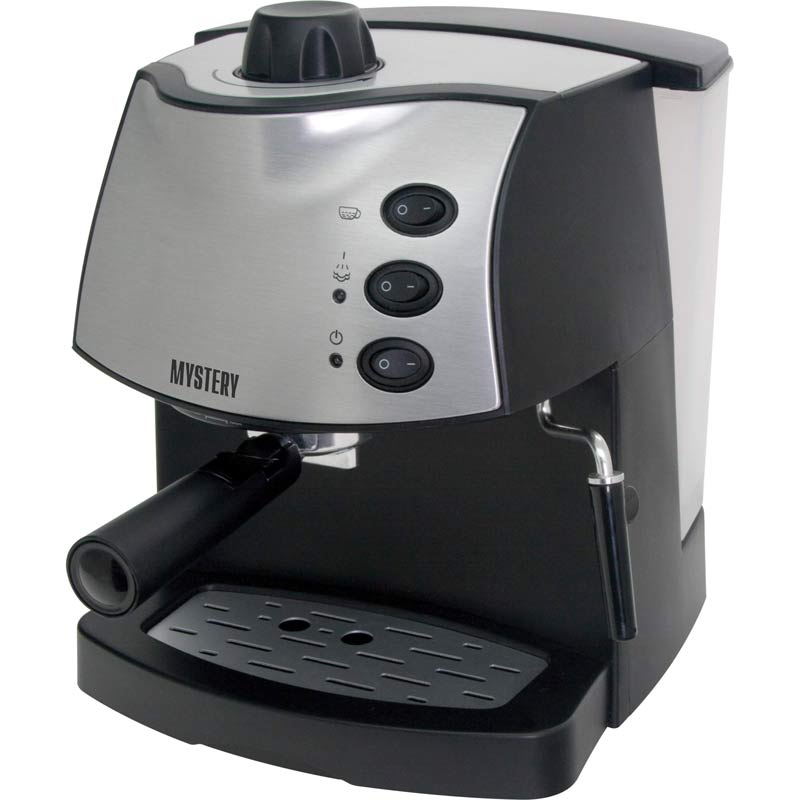 Pump Espresso Coffee Maker Mystery MCB-5110