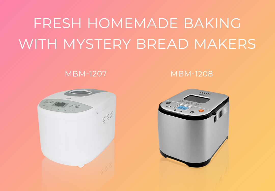 Mystery Bread Makers – Always Fresh Homemade Baking
