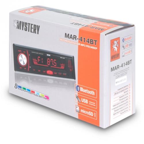 Мультимедійний ресивер Mystery MAR-414BT