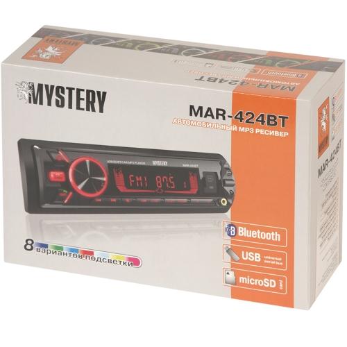 Мультимедійний ресивер Mystery MAR-424BT