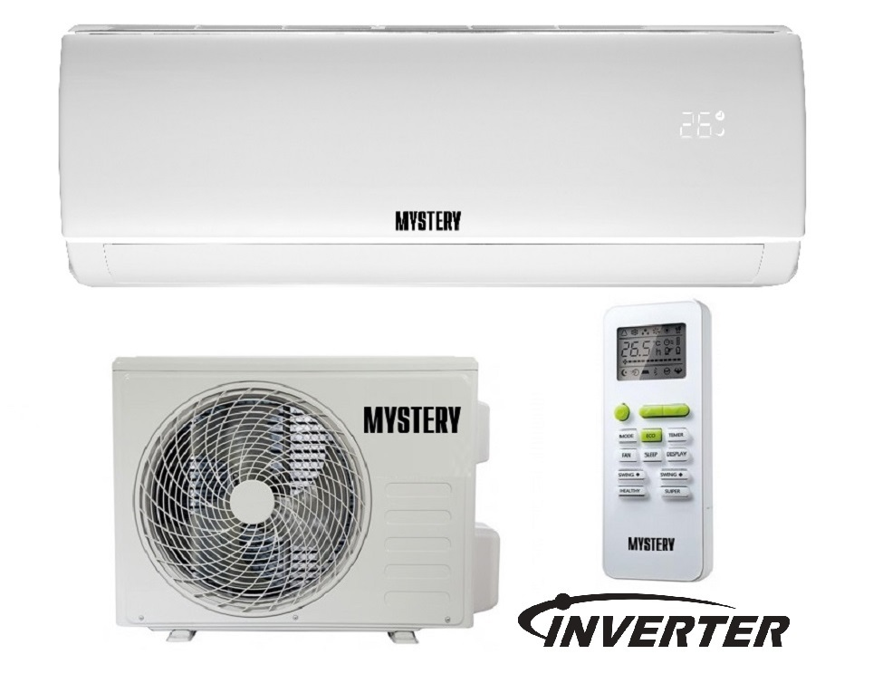 INVERTER Air Conditioner Mystery MTH12CT-W3D2