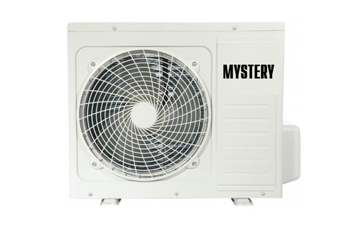 Air Conditioner Mystery MTH18CT-W3N2 ON/OFF