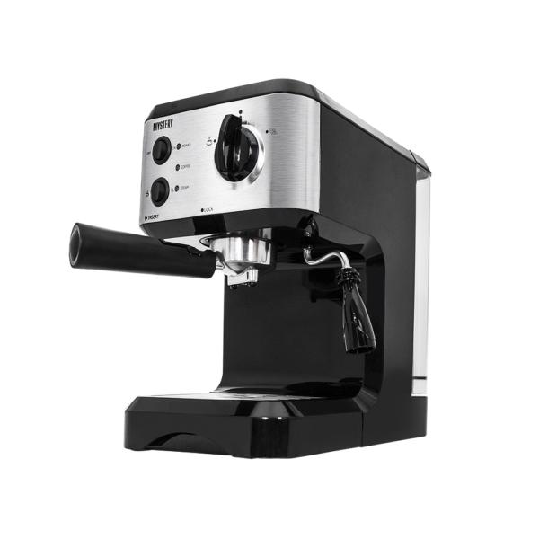 Рожковая кофеварка эспрессо Mystery MCB-5115