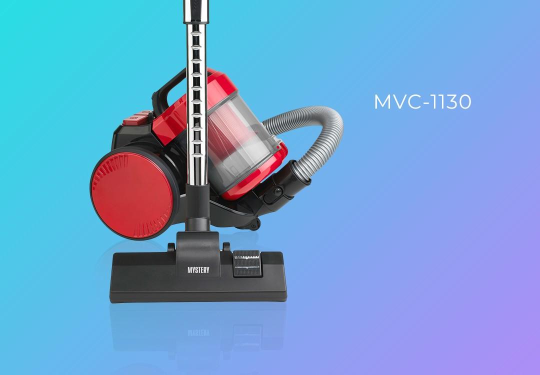 Расширение ассортимента — пылесос Mystery MVC-1130